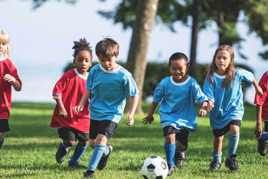 Sports Important For Growth of Kids