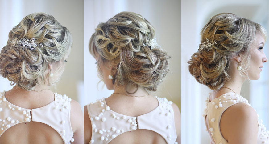 Bridal Hair Stylist Inland