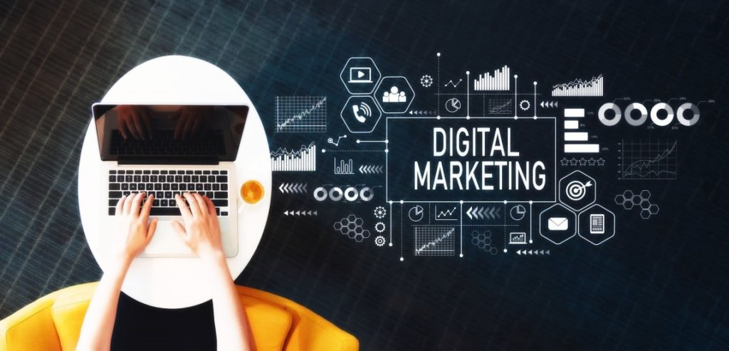 Grow Business Online Using Digital Marketing